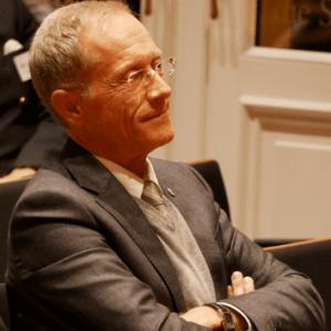 Staatsminister Axel Wintermeyer